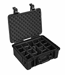 Type 50 Outdoor Case Black 1.4618/B/RPD B&W Case with Removable Padded Dividers