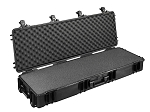 Type 72 Outdoor Case Black Long Firearm 1.8012/B/SI B&W Case with Sponge Insert