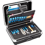 Profi Tool Case 115.03/M 'Shark' B&W Case with MODUL