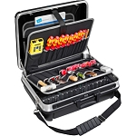 Profi Tool Case 115.03/P 'Shark' B&W Case with Pockets