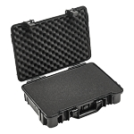 Type 45 Outdoor Case Black 1.4311/B/SI B&W Case with Sponge Insert