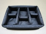 Type 10 Outdoor Case Insert 4.4016/RPD Removable Padded Divider B&W Case