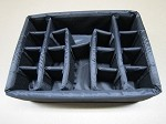 Type 40 Outdoor Case Insert 4.4016/RPD Removable Padded Divider B&W Case