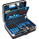 Profi Tool Case 114.02/P 'Easy' B&W Case with Pockets